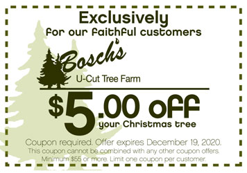 tree coupon